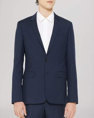 Sandro Notch Suiting Jacket - Slim Fit
