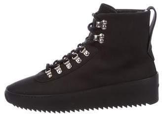 Fear Of God Nubuck Hiking Sneakers w/ Tags