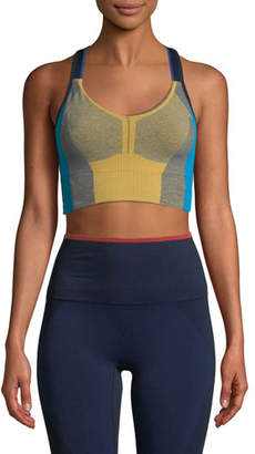 LNDR Trigger Knitted Performance Sports Bra