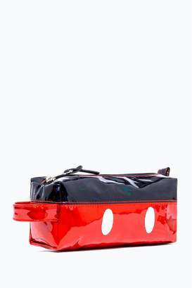 Hype Boys x Disney Mickey Mouse Pencil Case - Red