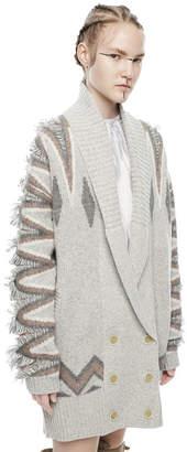 Diesel Black Gold Diesel Sweaters BGVAG - Grey - XS