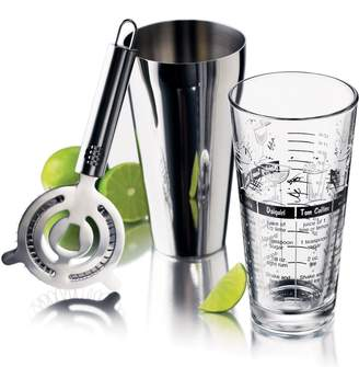 Libbey 3-pc. Cocktail Shaker Set