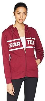 Starter Women's Zip-Up Logo Hoodie