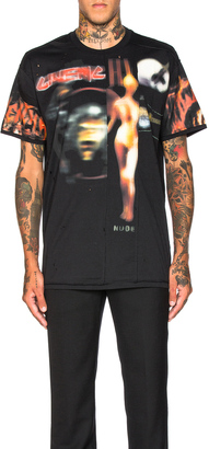 Givenchy Columbian Fit Heavy Metal Tee $1,277 thestylecure.com