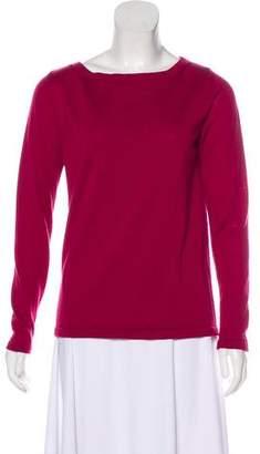 Max Mara Weekend Knit Scoop Neck Sweater