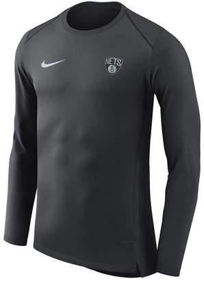 Nike Men's Brooklyn Nets City Edition Shooting Shirt