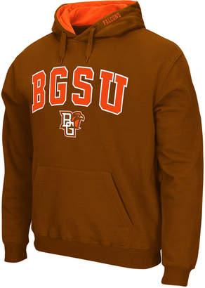 Colosseum Men Bowling Green Falcons Arch Logo Hoodie