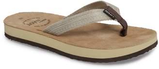 Naot Footwear Island Flip Flop