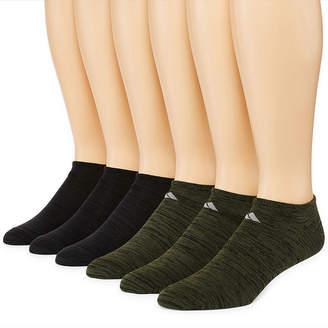 adidas Superlite 6 Pair No Show Socks - Mens