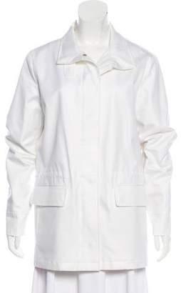Loro Piana Storm System Zip-Up Jacket