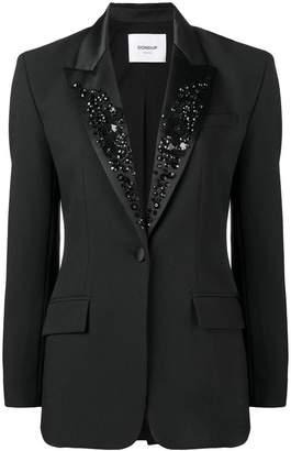 Dondup embellished slim-fit blazer