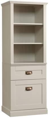 Sauder New Grange Tall Storage Cabinet