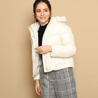 Couture Brooch (クチュール ブローチ) - クチュール ブローチ Couture brooch ショートダウンジャケット (オフホワイト)