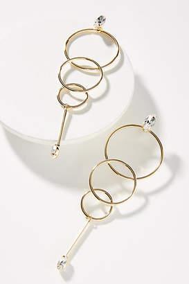 Lionette by Noa Sade Erykah Swarovski Crystal Drop Earrings