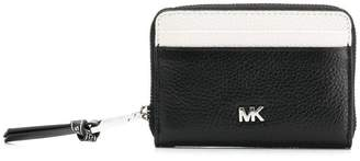 MICHAEL Michael Kors money pieces zip around coin purse