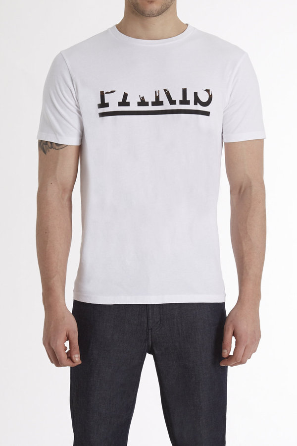 Wood Wood Paris Is Burning T-Shirt