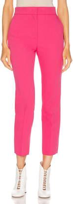 MSGM Tailored Pant in Fuchsia | FWRD