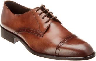 Bruno Magli Nevil Leather Oxford