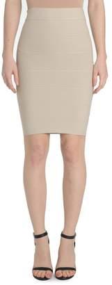 Romeo & Juliet Couture Bandage Pencil Skirt