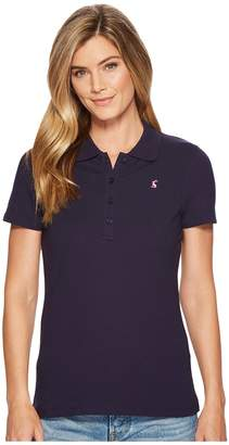 Joules Pippa Plain Polo Shirt Women's Clothing