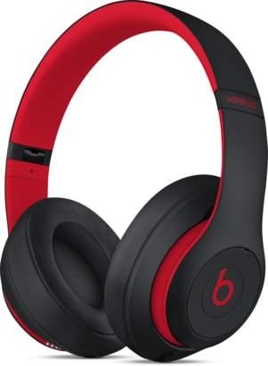 Apple Beats Studio3 Wireless Over-Ear Headphones - The Beats Decade Collection - Defiant Black-Red