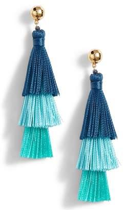Gorjana Havana Tassel Earrings