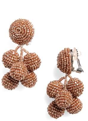 Sachin + Babi Mini Coconut Earrings