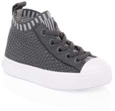 Native (ネイティブ) - Native Shoes Kid's Jefferson 2.0 Hi-Top Sneakers