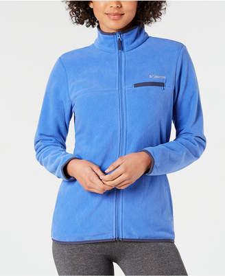 Columbia Mountain Crest Fleece Jacket