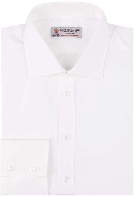 Sea Island Cotton Shirt