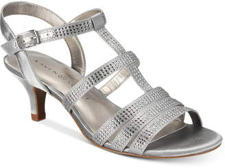 Karen Scott Alixa Slingback Evening Sandals, Created for Macy's Women's Shoes
