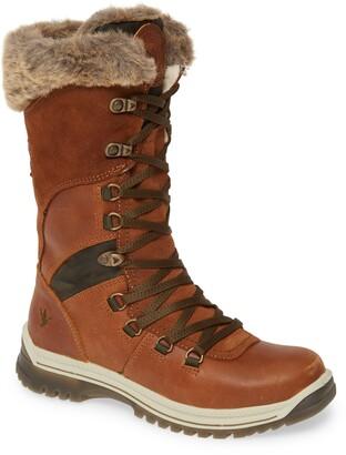 Santana Canada Marinda Waterproof Faux Fur Boot