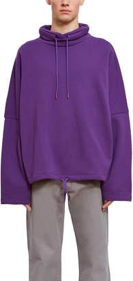 Martine Rose Batwing Drawcord Sweatshirt