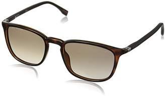 HUGO BOSS BOSS by Men's 0960/s Rectangular Sunglasses