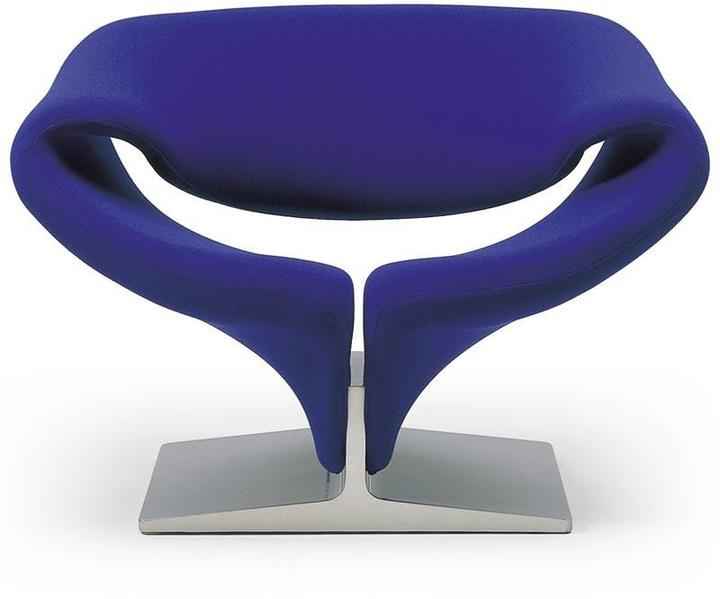 Artifort - ribbon chair by pierre paulin for artifort