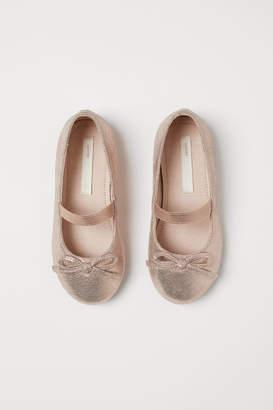 H&M Ballet Flats - Brown