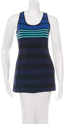Proenza Schouler Striped Sleeveless Top