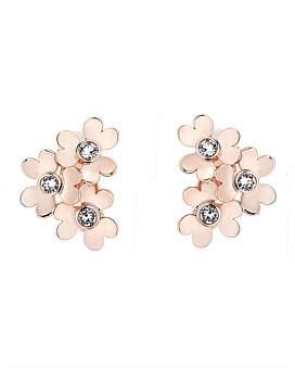 Ted Baker Heart Blossom Clip Earring