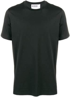 Versus logo back print T-shirt