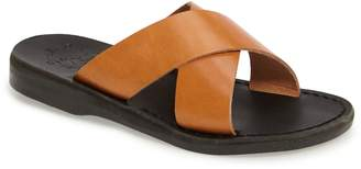 Elan International Jerusalem Sandals Crisscross Sandal