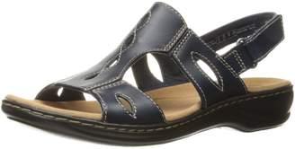 Clarks Women's, Leisa Lakelyn Sandals 10 W