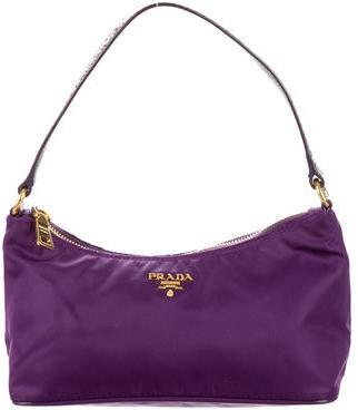 pradaPrada Mini Tessuto Bag