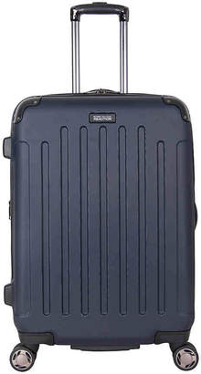Kenneth Cole Reaction Luggage Corner Guard 24-Inch Checked Hard Shell Luggage - Women's