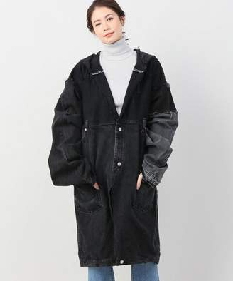 BONUM (ボナム) - Bonum Or Denim Hood Long Coat