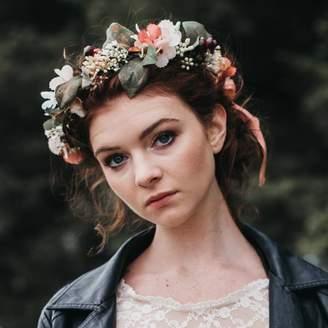 Luna and Wild Willow Flower Crown