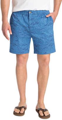 Vineyard Vines 7 Inch Tonal Printed Jetty Shorts