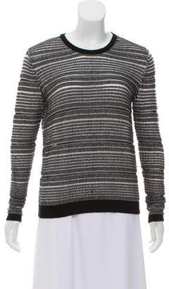 Christian Wijnants Long Sleeve Knit Sweater
