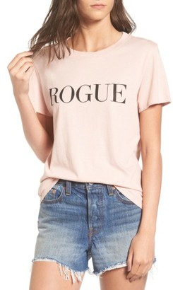 Women's Sub_Urban Riot Rogue Graphic Tee $34 thestylecure.com