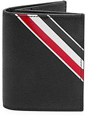 Thom Browne Men's Leather Card Holder