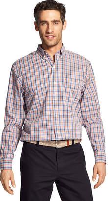 Izod Premium Essentials Stretch Long Sleeve Button Down Shirt